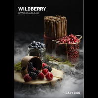 Табак для кальяна Darkside MEDIUM Wildberry (Ягоды) 100 гр.