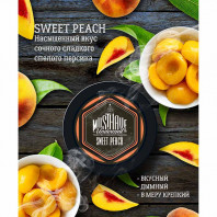 Табак для кальяна Must Have Sweet Peach (Персик) 25г