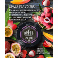 Табак Must Have Space Flavor (Манго Маракуйя Личи) 125г