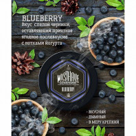 Табак Must Have Blueberry (Черника) 125г