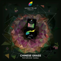 Табак для кальяна Spectrum HARD Line - Chinese Grass (Китайские травы) 40г