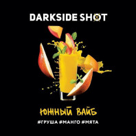 Табак для кальяна Darkside Shot - Южный вайб (Груша манго мята) 30г