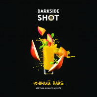 Табак для кальяна Darkside Shot - Южный вайб (Груша манго мята) 120г